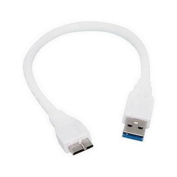 【FU】USB3.0 Micro B公 高隔離標準型連接線-15公分(SU0132)