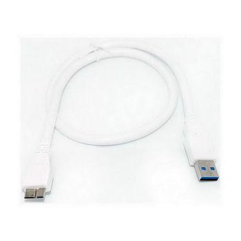 【FU】USB3.0 Micro B公 高隔離標準型連接線-1.8公尺(SU0136)