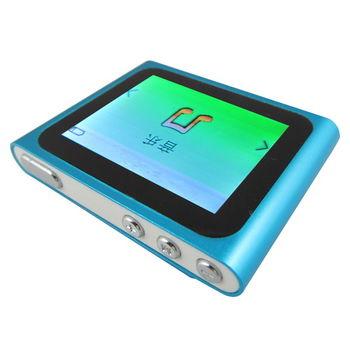 B1810蘋果六代 插卡式1.8吋彩色螢幕 MP4隨身聽(加8G記憶體)加送3大好禮