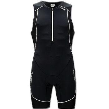 ZOOT SPORT-頂級極致型碳纖連身三鐵衣(男-黑) Z1306022