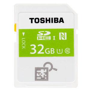 TOSHIBA 東芝 32GB NFC SDHC UHS-I U1 記憶卡 公司貨