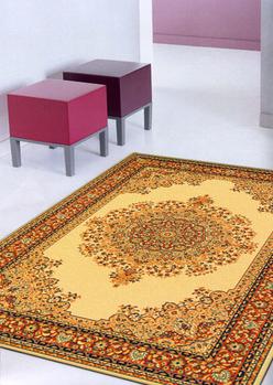【范登伯格】紅寶石波斯設計風輕柔絲質進口地毯-(米)-140x190cm