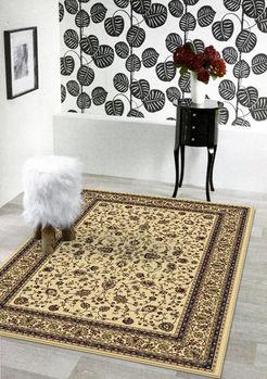 【范登伯格】芭比為生活增添色彩滑順進口絲質地毯-(米)140x190cm