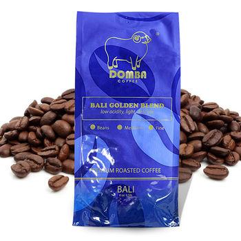 【幸福小胖】巴里島小綿羊黃金咖啡母豆 4包 (225g/半磅/包)