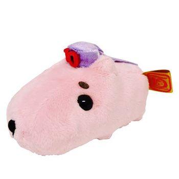 Kapibarasan 水豚君10周年毛絨小公仔水豚君 13cm