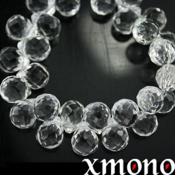 【XMONO】石來運轉-白水晶好頭腦(大)