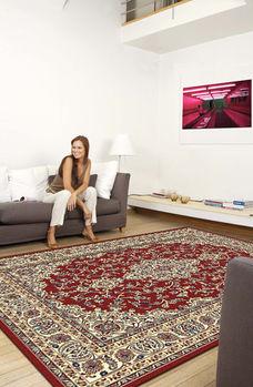 【范登伯格】奧瓦歐洲皇室御用柔亮進口絲質地毯-140x200