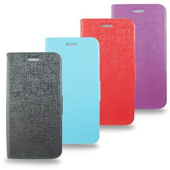 PH06A甲骨紋iphone6 plus(5.5吋)手機皮套(加高硬度鋼化玻璃螢幕貼)