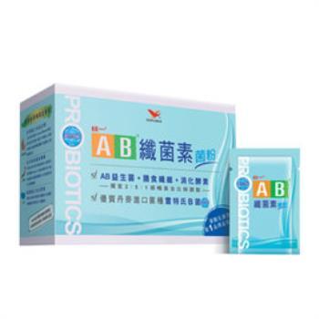 統一AB纖菌素菌粉2gX30包/盒