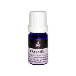 BODY TEMPLE 香茅(Citronella)芳療精油(10ml)
