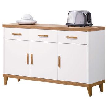 【時尚屋】[UZ5]寶格麗4尺餐櫃908-6