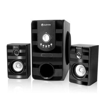 【KINYO】2.1聲道重低音音箱(KY-7380)