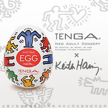 日本TENGAx美國Keith Haring 時尚大道 STREET 挺趣自慰蛋