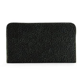 歐帝兒 OMDI   手工真皮包  時尚輕巧磁扣長夾(5色)