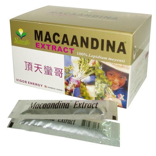 【秘魯國寶蠻哥MACA】頂天蠻哥-MACA加強級(30包裝-顆粒狀)