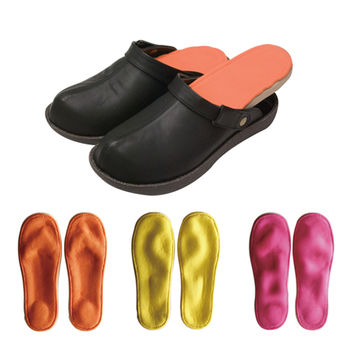 日本Alphax舒壓按摩鞋+3款專用鞋墊