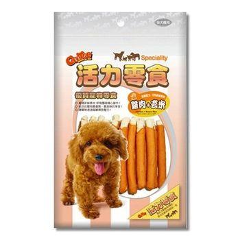 【GooToe】活力零食 R28 雞肉玄米棒 16入 X 3包