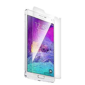 【is】2.5D弧邊導角防爆鋼化膜Samsung NOTE4_Note 4