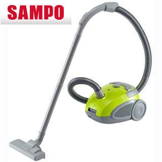 【SAMPO 聲寶】可調速紙袋型吸塵器 EC-SA35CB