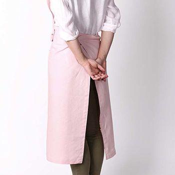 日本 Vermicular有機棉圍裙-環保櫻花染