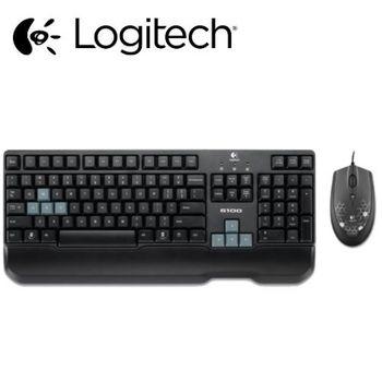 【Logitech羅技】G100s 玩家級鍵盤滑鼠組