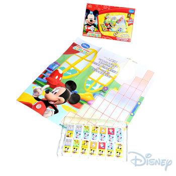 《迪士尼DISNEY》接龍(骨牌)遊戲組-米奇+玩具總動員3
