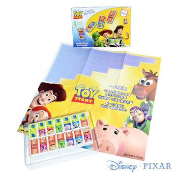 《迪士尼DISNEY》接龍(骨牌)遊戲組-玩具總動員3 (2入1組)