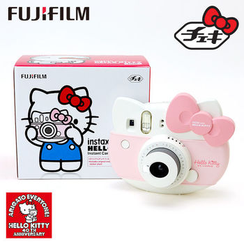 FUJIFILM instax mini HELLO KITTY 拍立得相機 (平行輸入)