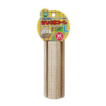【MARUKAN】MR-213玉米狀小動物磨牙木L x 1入