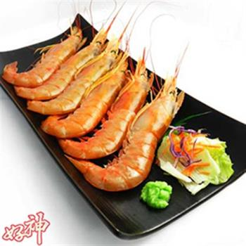 【好神】阿根廷國寶天使紅蝦嚐鮮組(2kg組)