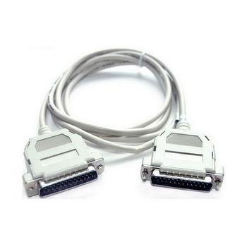 【FU】25PIN公對公 標準印表機連接線-5公尺(SQ2503)