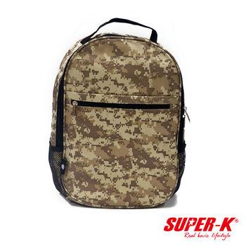 《SUPER-K》手提後背兩用包-SHB24514☆加厚透氣背墊