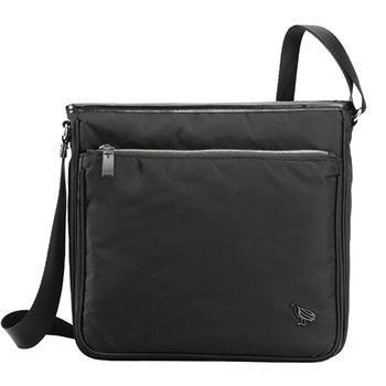 【SUMDEX】NOD-745JB輕緻紳士立方斜肩包iPad