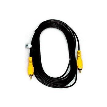 【FU】1RCA公對1RCA公 鍍金頭影像訊號線-5公尺(SY0035)