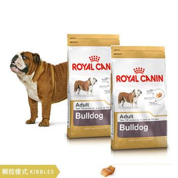 【ROYAL CANIN】法國皇家 鬥牛成犬MB24 狗飼料3公斤 X 2包