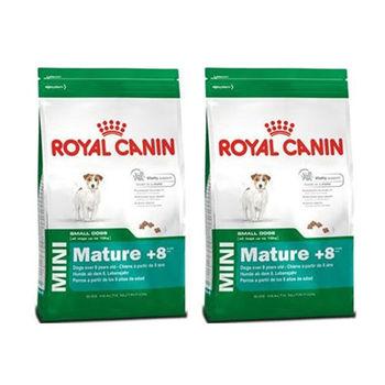 【ROYAL CANIN】法國皇家 小型熟齡犬 PR+8 狗飼料 2公斤 X 2包