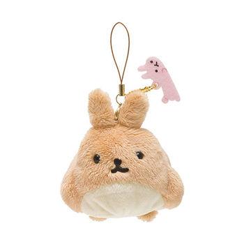 San-X 麻糬兔兔子朋友系列毛絨公仔吊飾 薯片
