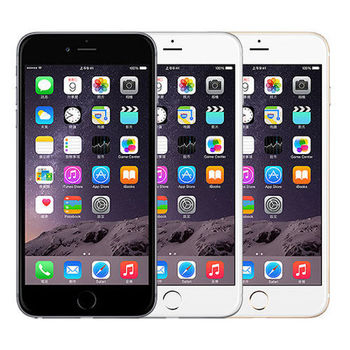 APPLE iPhone 6 plus 16GB 智慧手機 _ 台灣公司貨 + 贈品三 - 網