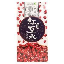 Simply 特濃紅豆水 15包/盒X2組