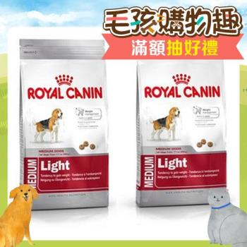 【ROYAL CANIN】法國皇家 中型減肥犬ML27 狗飼料 3.5公斤 X 2包