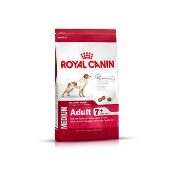 【ROYAL CANIN】法國皇家 中型成熟犬SM+7 狗飼料 4公斤 X 1包
