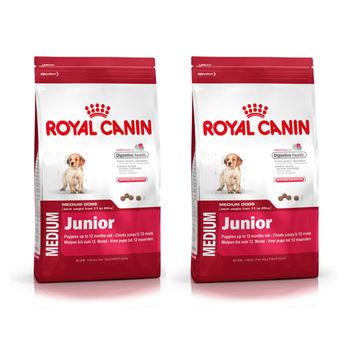 【ROYAL CANIN】法國皇家 中型幼犬AM32 狗飼料 4公斤 X 2包