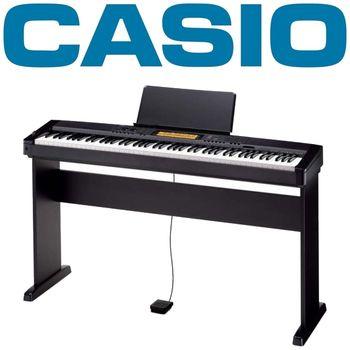 【CASIO  卡西歐】簡約風多功能88鍵數位鋼琴+耳機、琴罩-公司貨保固 (CDP-230)