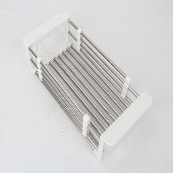不鏽鋼伸縮水槽瀝水架