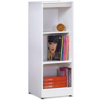 【MY傢俬】基本款三層開放式系統書櫃(雙色可選)