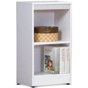 【MY傢俬】基本款二層開放式系統書櫃(雙色可選)