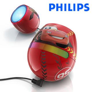 【Philips飛利浦】迪士尼LED迷你情調燈-汽車總動員71704/32