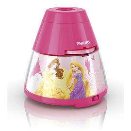 【Philips飛利浦】迪士尼LED迷你情調燈-迪士尼公主71704/28