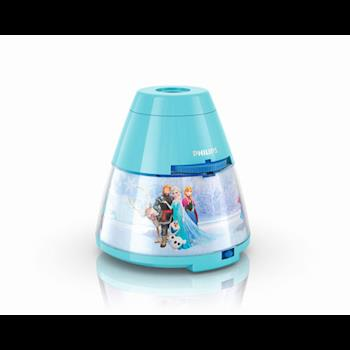 【Philips飛利浦】迪士尼魔法燈-LED投影燈- 冰雪奇緣71769/08