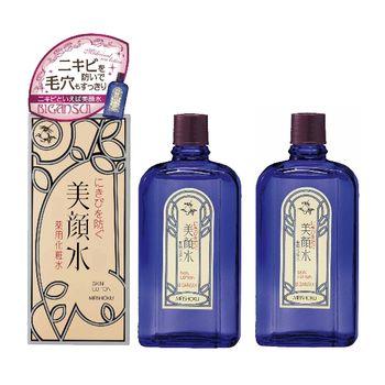 日本明色Meishoku美顏水80ml-二入組